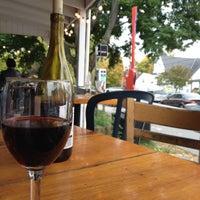 Photo taken at Landau Grill by Lydia C. on 10/13/2012