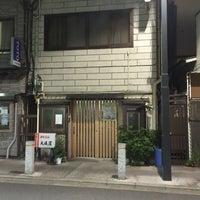 Photo taken at 大坂屋 by Hiroshi N. on 7/25/2016