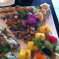 Photo taken at Midori Sushi II by Michele M. on 10/22/2012