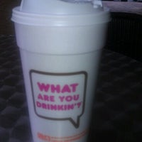 Photo taken at Dunkin Donuts by Blair M. on 10/25/2012