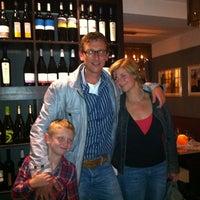 "Photo taken at Wijncafé ""de rijke jansen"" by Peter B. on 10/25/2012"