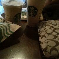 Photo taken at Starbucks by akreea on 9/21/2012