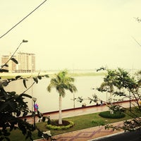 Photo taken at FCC Hotels and Restaurants- Phnom Penh by Anja S. on 2/19/2013
