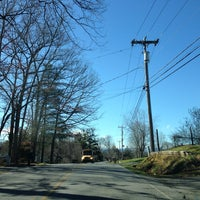 Photo taken at Historic Hendersonville by Jeffrey G. on 1/31/2013