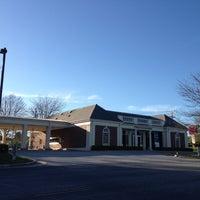 Photo taken at Historic Hendersonville by Jeffrey G. on 4/13/2013