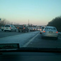 Photo taken at North–South Freeway (Route 42) by DeAngelo J. on 1/22/2013