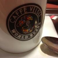 Photo taken at Caffé Veloce by masaru akimoto on 12/6/2012