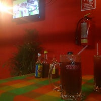 Photo taken at El Camarón Loco by Duana G. on 3/6/2014