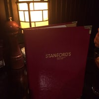 Photo taken at Stanford's Restaurant & Bar by Lindsey C. on 1/24/2014