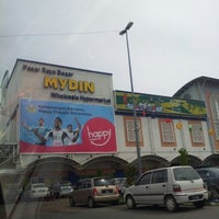 Photo taken at Mydin Mall by M A. on 9/15/2012