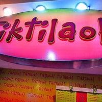 Photo taken at Tiktilaok! by Raye on 6/18/2013