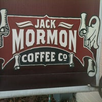 Photo taken at Jack Mormon Coffee Company by Chef Rawk (. on 3/2/2013