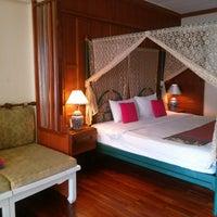 Photo taken at Ayodhaya Suites Resort & Spa by Mint T. on 3/17/2014