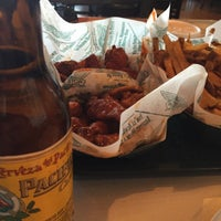 Photo taken at Wingstop by John R. on 3/14/2015
