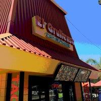 Photo taken at El Grullense Drive Thru (San Jose) by William F. on 7/5/2014