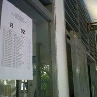 Photo taken at SMAN 12 Makassar by Ririn B. on 10/11/2012