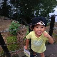 Photo taken at 旭山動物園 ととりの村 by Akimasa N. on 7/28/2013