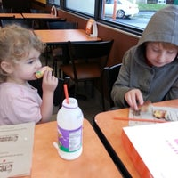 Photo taken at Dunkin' Donuts by Michael S. on 4/30/2013