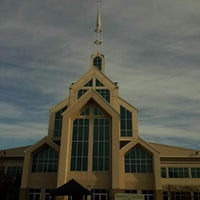 Photo taken at North Cleveland Church of God by Mel V. on 12/1/2013