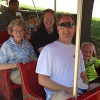 Photo taken at Santa Fe Mini-Train by Lori T. on 7/25/2014