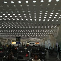 Photo taken at Terminal 2 by Sergio C. on 3/22/2013