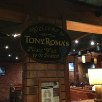 Photo taken at Tony Roma's: Ribs, Seafood & Steaks by Sergio C. on 7/10/2013