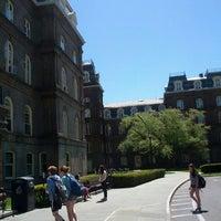 Photo taken at Vassar College by Sean S. on 5/3/2013