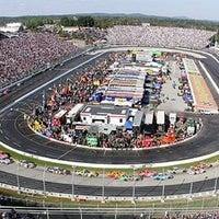 Photo taken at Martinsville Speedway by 🐙Shannon H. on 4/7/2013