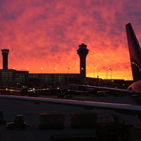 Photo taken at Gerald R. Ford International Airport (GRR) by 🐙Shannon H. on 2/20/2013
