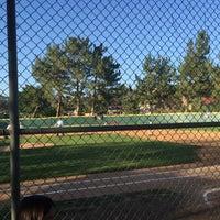 Photo taken at West Hills Baseball by Richard N. on 3/20/2015