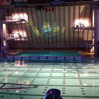 Photo taken at Vancouver Aquatic Centre by Vancouver Aquatic Centre on 1/8/2015