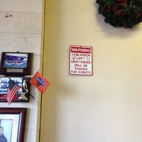 Photo taken at Donut King by Laura F. on 12/9/2012