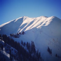 Photo taken at Aspen Highlands by Dave A. on 12/12/2013
