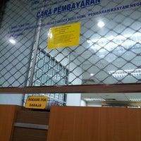 Photo taken at Jabatan Kastam Diraja Malaysia by AR 10 on 10/28/2014