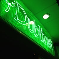 Photo taken at Dublin's Irish Pub by Miguel S. on 9/29/2012