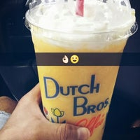 Photo taken at Dutch Bros. Coffee by * *. on 2/5/2015