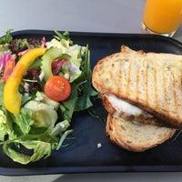 Photo taken at Café Levinsky's by Birce A. on 5/1/2016