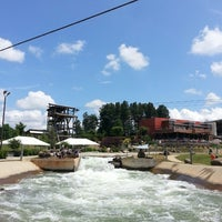 Photo taken at U.S. National Whitewater Center by Jason on 6/8/2013
