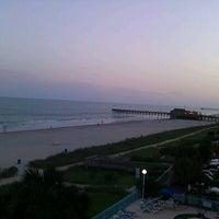 Photo taken at Myrtle Beach, SC by Jason on 9/21/2012