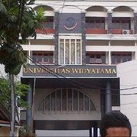 Photo taken at Universitas Widyatama by Twothree T. on 11/8/2012