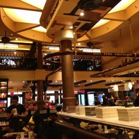 Photo taken at Max Brenner by Andrea B. on 2/5/2013