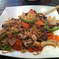 Photo taken at Hot Iron Mongolian Grill by Kane C. on 4/11/2014