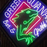 Photo taken at Green Iguana Bar & Grill by Rachel💋💗💋 R. on 7/16/2013