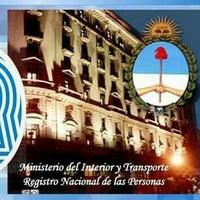 Photo taken at Registro Nacional de las Personas by Juan Manuel V. on 10/14/2015