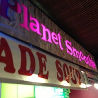 Photo taken at Planet Smoothie by Dave C. on 10/24/2012