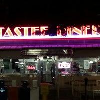 Photo taken at Tastee Diner by Gabriel R. on 9/21/2013