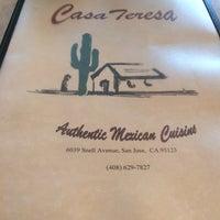 Photo taken at Casa Teresa by Anthony L. on 2/8/2014