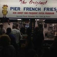 Photo taken at Pier Fries by J B. on 8/17/2013