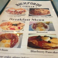 Photo taken at Bickford's Family Restaurant by J B. on 2/10/2013