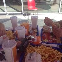 Photo taken at Burger King by Birol on 8/8/2013